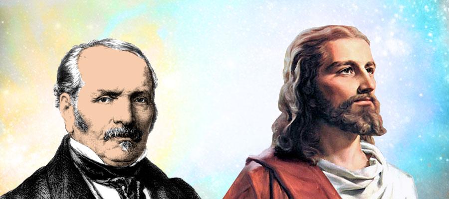Jesus e Allan Kardec - Portas do Amor