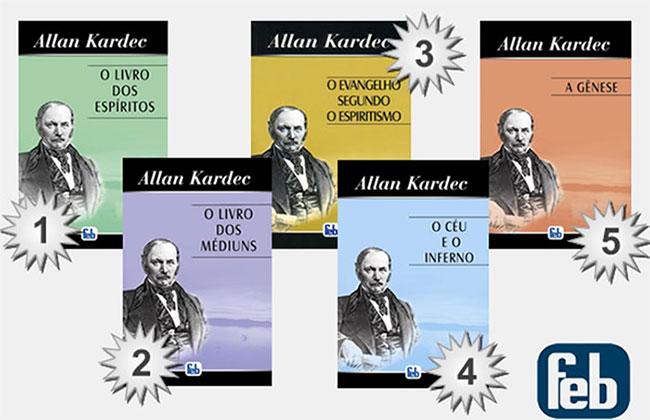 livros_kardec
